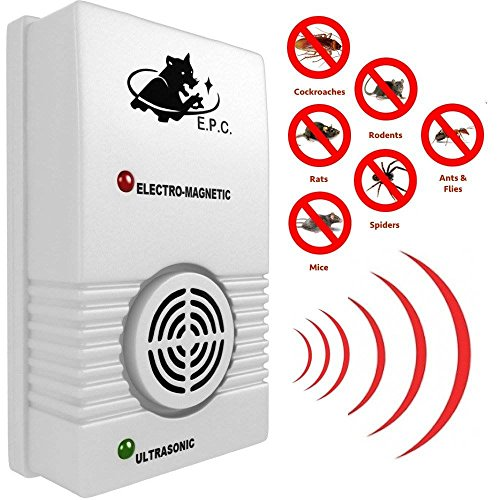 1-Ultrasonic-Pest-Repeller-Repels-Away-Rodents-Mice-Cockroaches-Ants-Spiders-Easy-To-Use-Amazing-100-Money-Back-Guarantee-Best-Pest-Control-Device-For-Indoor-Use-Promotional-Price-Increasing-Soon-0