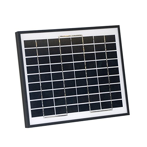 10-Watt-Solar-Panel-Kit-FM123-for-Mighty-Mule-Automatic-Gate-Openers-0