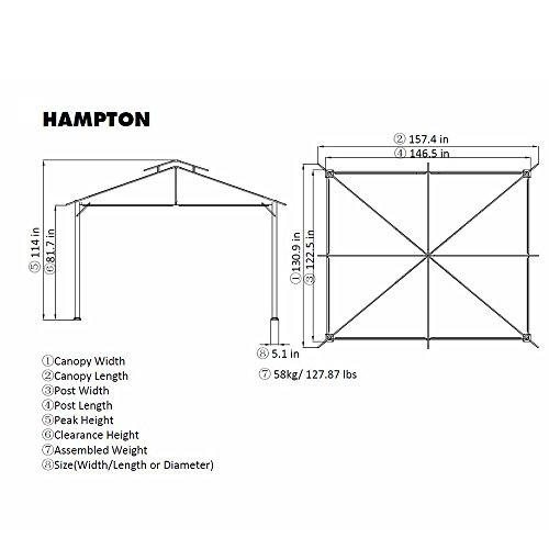 10-x-12-Hampton-Gazebo-Canopy-w-Mosquito-Netting-Privacy-Panels-0-0