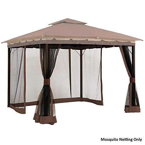 allen + roth Gazebo Beige Replacement Canopy Top Model # GF-12S004BTO  sc 1 st  Farm u0026 Garden Superstore & allen + roth Gazebo Beige Replacement Canopy Top Model # GF ...
