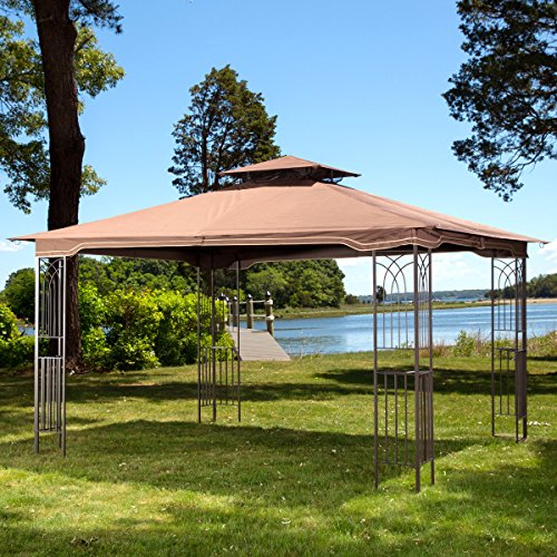 10-x-12-Regency-II-Patio-Gazebo-with-Mosquito-Netting-0