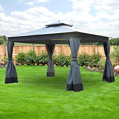10 X 12 Two Tier Finial Gazebo Replacement