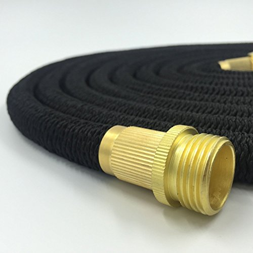 100-Expanding-HoseLAPOND-Worlds-Strongest-Expandable-Garden-Hose-with-MADE-IN-USA-Standrad-Solid-Brass-ConnectorDouble-Latex-Reinforced-Core2016-design-Fathers-Prime-Day-Gift-0-1