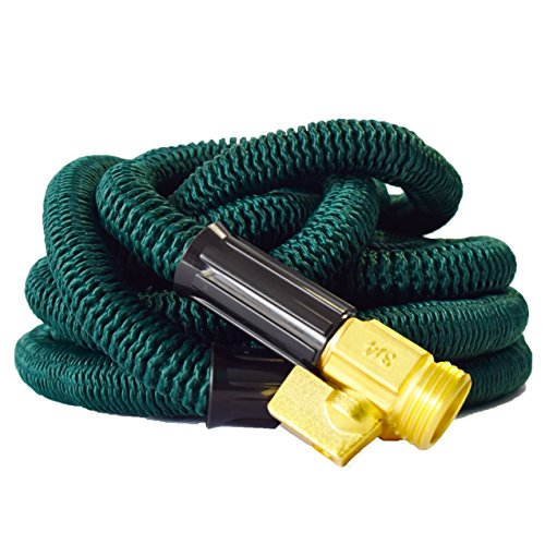 100-FT-Strongest-Expandable-Garden-Hose-Wont-Leak-Wont-Burst-Strong-Brass-Connectors-Not-Plastic-100-Customer-Satisfaction-Warranty-Golden-Spearhead-0-0