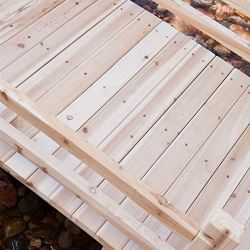 12-Ft-Wooden-Garden-Bridge-with-Rails-in-Unfinished-Fir-Wood-0-1