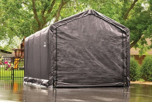 12x20x11-Shelter-Tube-Storage-Shelter-Gray-Cover-0-1