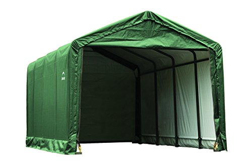 12x20x11-Shelter-Tube-Storage-Shelter-Green-Cover-0-0