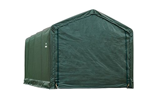 12x20x11-Shelter-Tube-Storage-Shelter-Green-Cover-0-1