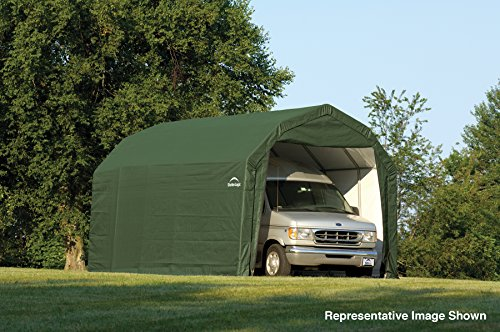 12x24x11-Barn-Shelter-Green-Cover-0-0