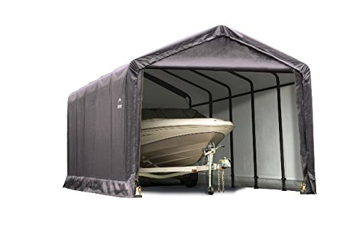 12x25x11-Shelter-Tube-Storage-shelter-Gray-Cover-0-0