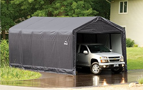 12x25x11-Shelter-Tube-Storage-shelter-Gray-Cover-0-1