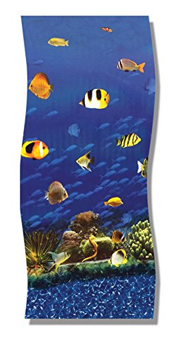 15x30-foot-Nautical-Reef-Fish-Print-Oval-Overlap-Above-Ground-Pool-Liner-Caribbean-Style-Print-30-Gauge-0