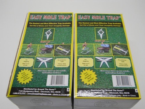 2-NIB-NEW-EASY-MOLE-PEST-RODENT-TRAPS-EASY-SET-DESIGN-0-0