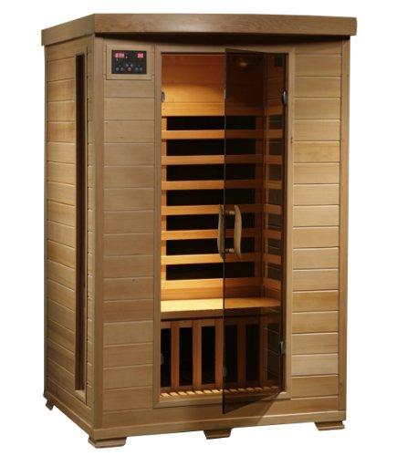 2-Person-Hemlock-Deluxe-Infrared-Sauna-w-6-Carbon-Heaters-0