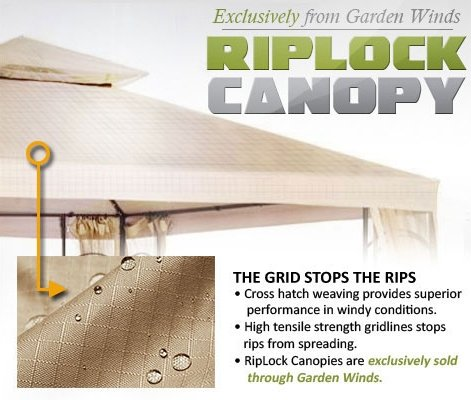 2010-Cindy-Crawford-Gazebo-Replacement-Canopy-RipLock-350-0-0