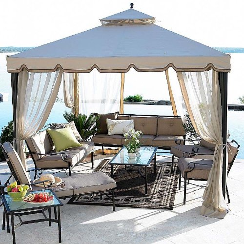 2010-Cindy-Crawford-Gazebo-Replacement-Canopy-RipLock-350-0