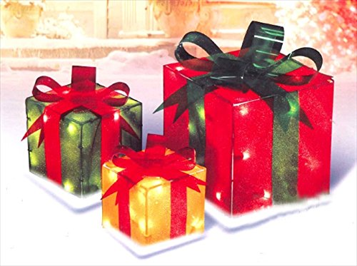 3-Piece-Glistening-Gift-Box-Lighted-Christmas-Yard-Art-Decoration-Set-0
