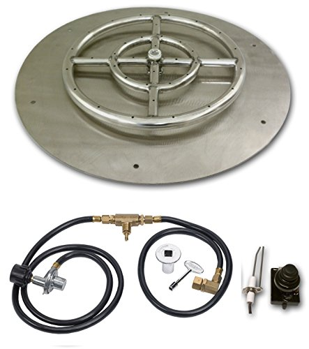 30-Inch-Round-Stainless-Steel-Flat-Fire-Pit-Burner-Pan-Natural-Gas-0