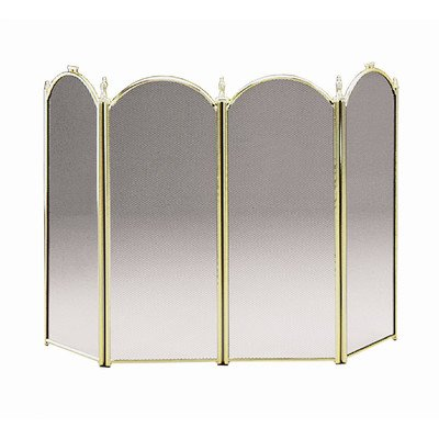 4-Panel-Steel-Fireplace-Screen-0