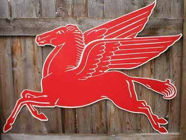 42-Inch-Mobil-Pegasus-Flying-Red-Horse-Sign-0