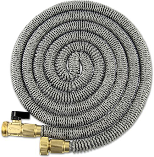 50-Foot-Expanding-Garden-Water-Hose-by-Titan-Premium-Leak-resistant-Solid-Brass-Connectors-Super-Strong-and-Durable-Double-Layer-Latex-Core-Design-Expandable-Flexible-and-Lightweight-For-Home-Use-0