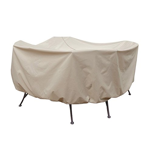 54-Round-Table-Chairs-w-6-ties-velcro-closure-elastic-spring-cinch-lock-Protective-Furniture-Cover-0