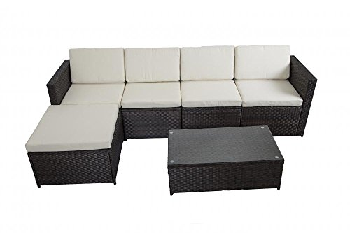 6-PCS-Outdoor-Patio-Sofa-Set-Sectional-Furniture-PE-Wicker-Rattan-Deck-Couch-0