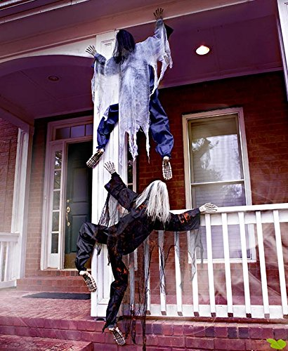 63-Life-Size-Climbing-Zombies-Halloween-Haunted-House-Prop-Decor-0