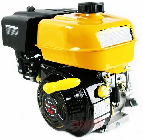 7-HP-Gas-Engine-Go-Kart-Log-Splitter-Mini-Bike-Steam-Easy-Start-Motor-0