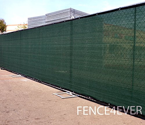 8 X50 8ft Tall 3rd Gen Olive Green Fence Privacy Screen