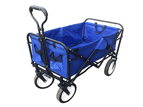 ABO-Gear-Utility-Wagon-Garden-Cart-Blue-0