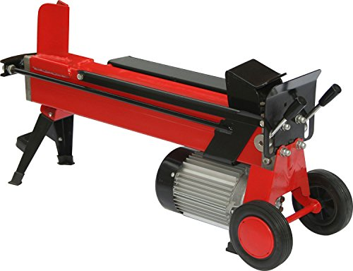 Aleko 174 6 Ton Powerful Electric Log Wood Splitter 1600w