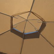 ALEKO-GZ2RWN6X6X6SD-Double-Roof-Hexagon-Patio-Gazebo-with-Netting-65-X-65-X-65-Feet-Sand-0-1