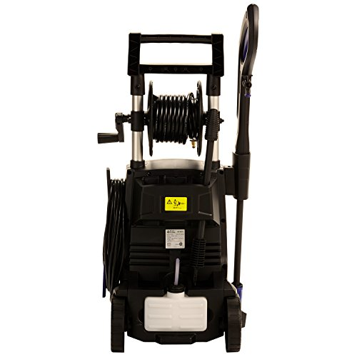 Ar Blue Clean 1800 Psi Electric Pressure Washer With Spray