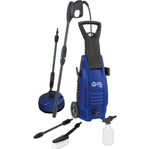 AR-Blue-Clean-AR142-P-1600-PSI-Cold-Water-Electric-Pressure-Washer-with-Accessories-0