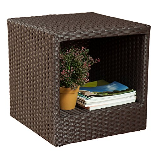 Abba-Patio-Outdoor-Wicker-Patio-Square-End-Table-Side-Table-with-Storage-16W-x-16D-x-161H-0