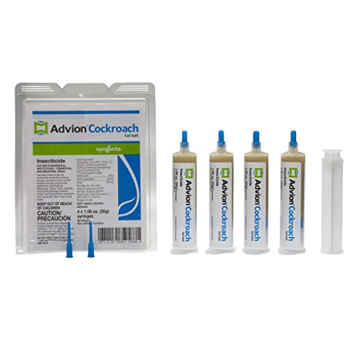 Advion-Roach-Gel-5-boxes-20-tubes-UNI1018-0