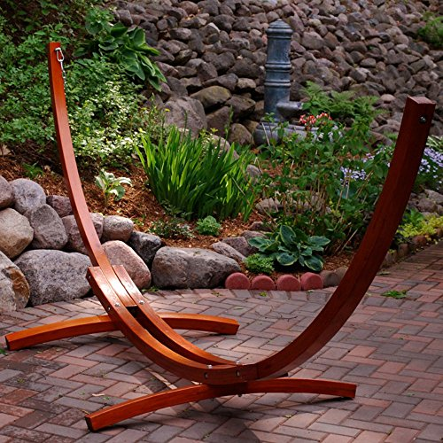 Algoma-12-ft-Wooden-Arc-Hammock-Stand-0