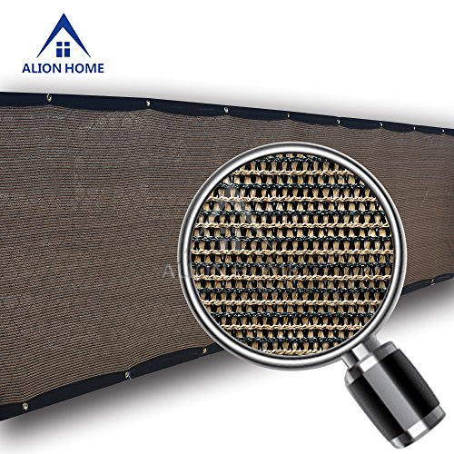 Alion Home Heavy Duty Privacy Screen Windscreen Mesh For