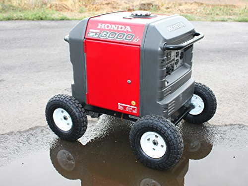 All-Terrain-Wheel-Kit-fits-Honda-EU3000is-Generator-0-0