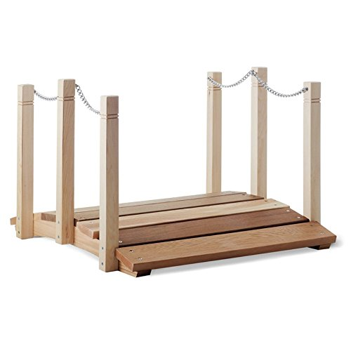 All-Things-Cedar-Gnome-Garden-Bridge-with-Rails-0