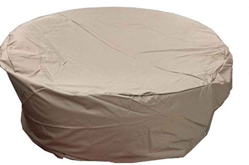 All-Weather-Outdoor-Patio-Dining-Set-Covers-Heavy-Duty-3-Layer-Thick-Patio-Covers-Available-in-Sizes-From-59-to-134-Works-with-Square-Rectangle-and-Oval-Dining-Sets-0
