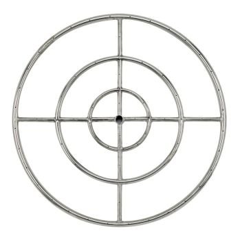 American-Fireglass-Round-Natural-Gas-Fire-Pit-Burner-Ring-36-Inch-0