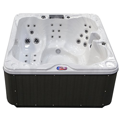 American Spas Am 630lm 5 Person 30 Jet Lounger Spa With
