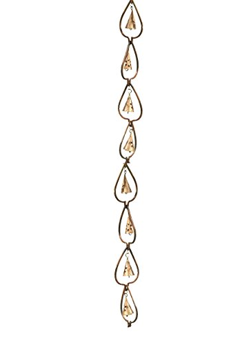 Ancient-Graffiti-RC-ASP-IR-Flamed-Copper-Aspen-with-Rain-Drop-Bells-Hanging-Chain-3-x-96-x-3-0
