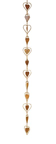 Ancient-Graffiti-RC-HRT-IR-Flamed-Copper-Heart-Rain-Chain-4-x-96-x-4-0