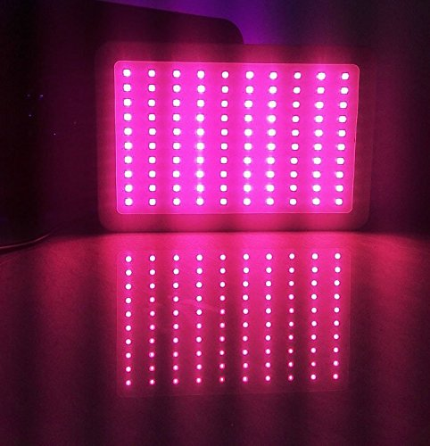 Anjeet-300W-LED-Panel-Grow-Light-Hydroponic-System-Full-Spectrum-For-Indoor-Plant-Veg-and-Flower-Replace-HPS-Lamp-0