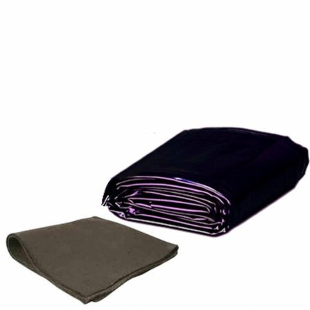 Anjon-Manufacturing-CLGUG10X10-10-ft-x-10-ft-LifeGuard-45-mil-EPDM-Pond-Liner-and-UnderGuard-Geotextile-Underlayment-Combo-0