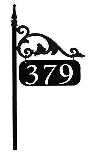 Annandale Double Sided Reflective Address Sign 30 Help