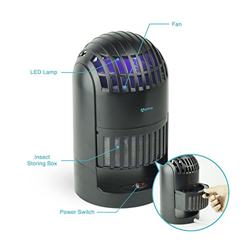 Apalus Led Insect Trap Smart Indoor Mosquito Traps